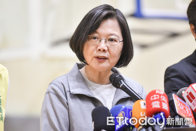 郭冠英狂言「代表中共監督台選舉」 蔡英文:台灣不會認同!監督的是人民