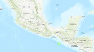 墨西哥南部6.3地震 2鄰國都有感