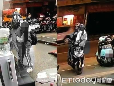 16歲高中妹討抱抱!被男友載走20m撞上外送員