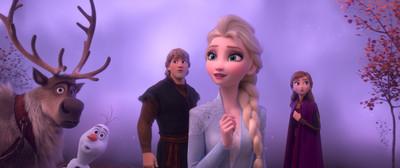 《冰雪奇緣2》解密艾莎魔法真相