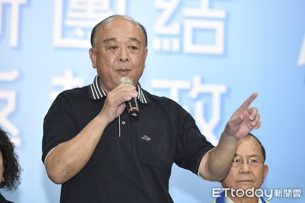 ▲▼國民黨不分區立委介紹記者會,吳斯懷。(圖/記者湯興漢攝)