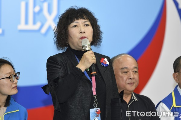 ▲▼國民黨不分區立委介紹記者會,葉毓蘭。(圖/記者湯興漢攝)
