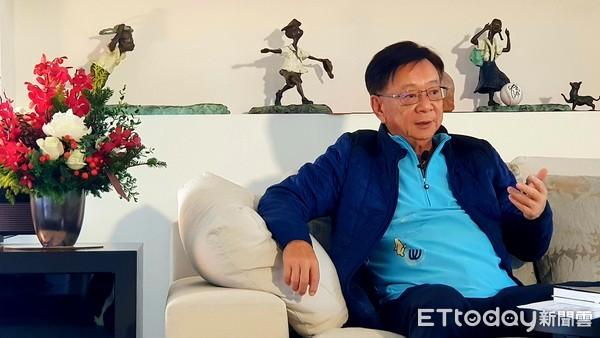 ▲▼聯電榮譽副董事長宣明智專訪,談為何加入親民黨不分區。(圖/記者呂佳賢攝)