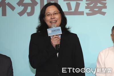 賴香伶公布政見:成年下修至18歲