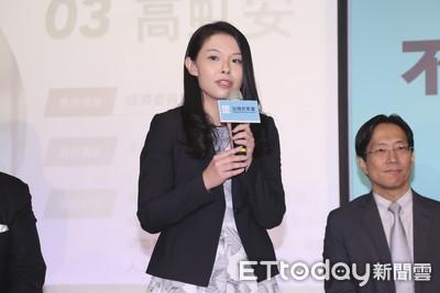 高虹安:我投宋楚瑜、民眾黨