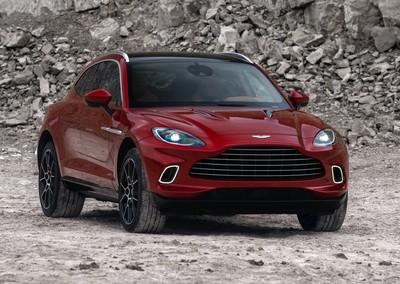 Aston Martin旗艦休旅「DBX」全球首發 年底台北車展可望現身