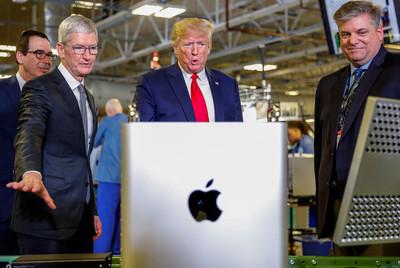 全球ETF手中不能没有Apple股票?
