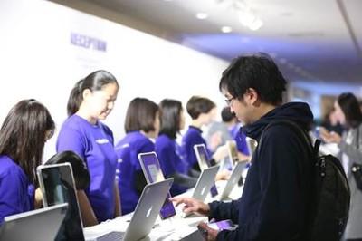 AI刷臉、仿字應用 LINE DEVELOPER DAY 2019東京落幕