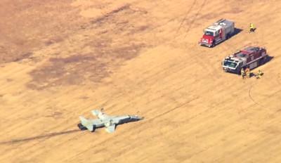 美空軍T-38教練機失事2死