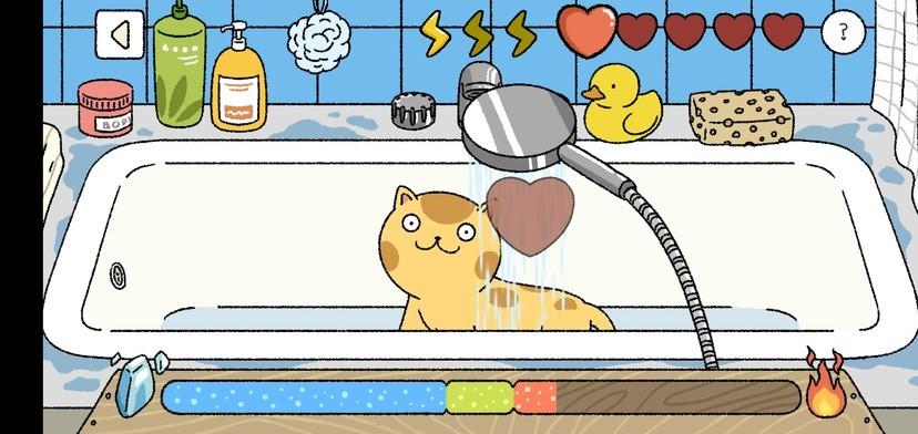 幫喵皇剪指甲、洗澡,接著再吸一口貓!美好的一天又開始啦!《萌宅物語》讓貓奴實現夢想的日常生活!