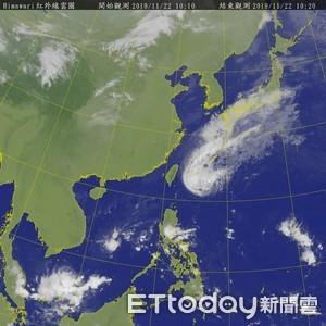 下周恐有11月第6颱生成!