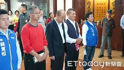 陳其邁:市長不在家不幸福很自然