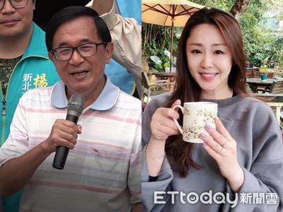陳水扁列不分區第6!一邊一國行動黨列入李婉鈺