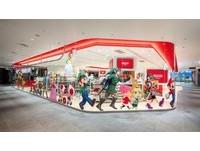 全球第二家任天堂旗艦店東京開幕 遊戲迷排隊朝聖