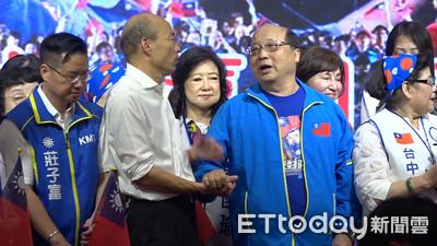 胡志強:很多韓國瑜的支持者都是隱性的