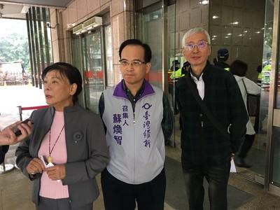 台灣維新不分區名單 賀德芬第一、蘇煥智第六
