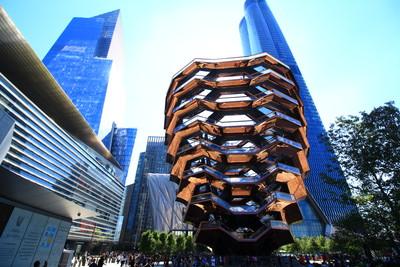 紐約The Vessel購票交通拍照全攻略
