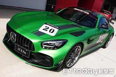 1268萬賓士AMG GT R PRO限量7台