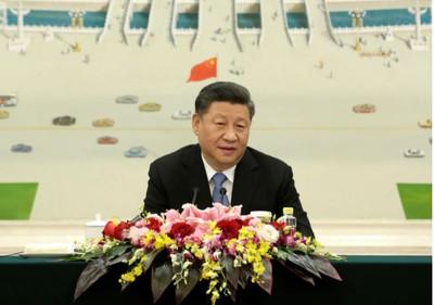 習近平:盼與美達成「第一階段」貿易協議