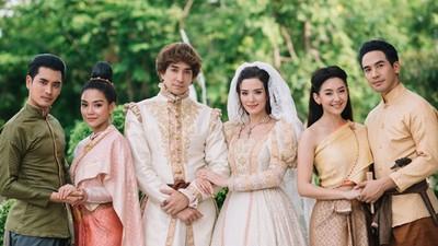 泰國古裝劇超夯!《天生一對》穿越時代浪漫 紅到古泰語人人會講