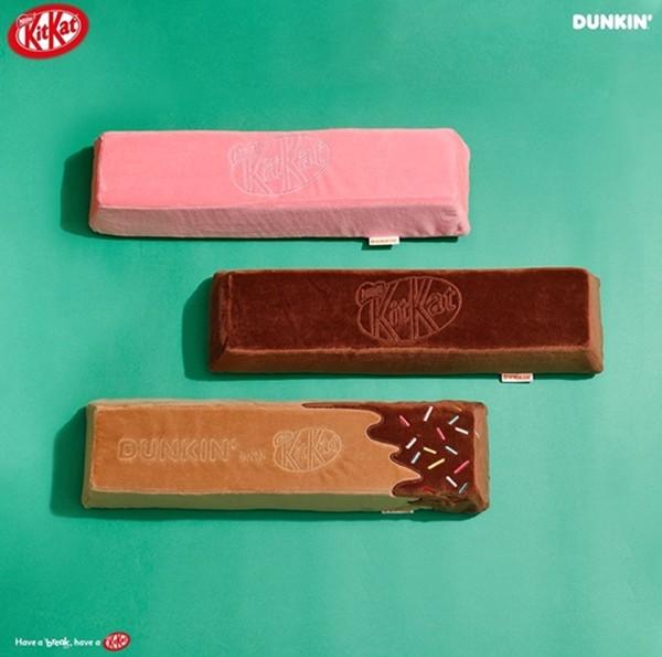 ▲▼巧克力。(圖/翻攝自韓國던킨도너츠網站,下同。)