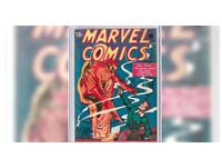 當年僅0.3元!漫威首本漫畫《Marvel Comics #1》3800萬拍賣售出