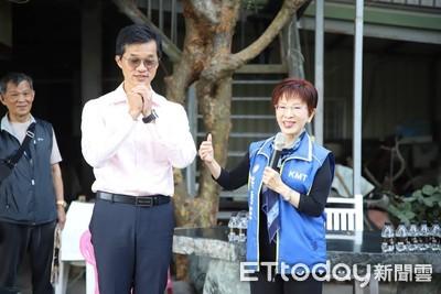 洪秀柱對台南有熱情