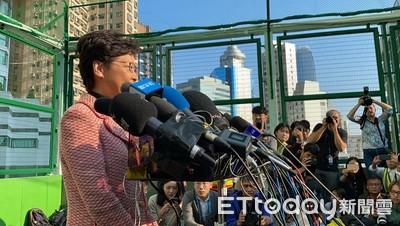 港媒:北京對戰果吃驚「林鄭可能下台」