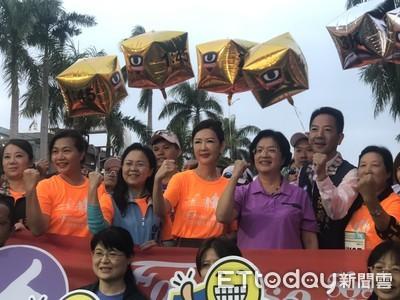 台塑路跑吸引3300人參加 常委王瑞瑜加碼捐600萬助失親兒