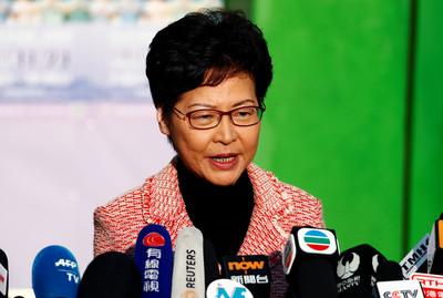 BBC:香港區選將影響2022特首選舉