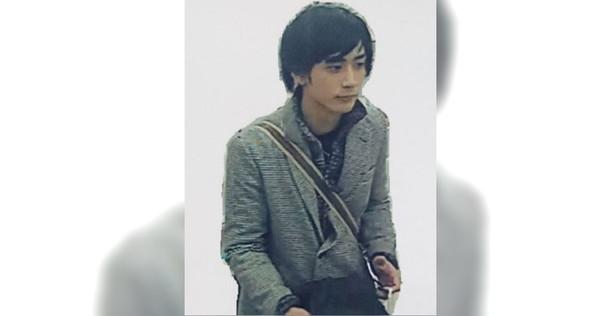 嫌犯齋藤涼介在通緝令上的照片。(圖/翻攝自《週刊文春》)