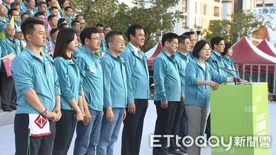 地方人士:韓流退燒!綠台中立委選情可望回到2016水準
