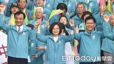 「身為總統要勇敢捍衛主權!」蔡英文:大陸影響台灣選舉只會越來越強
