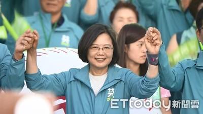 國民黨不信台商回流...蔡英文:受惠的是人民!唱衰台灣應該適可而止
