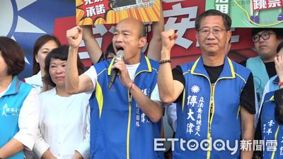 嘉義市立委選戰 關鍵1成中間選民