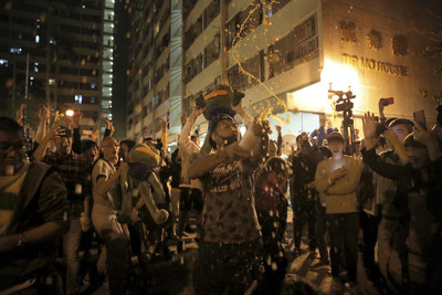 香港國師陳雲:示威者被錯誤引導