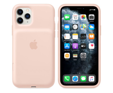 iPhone 11電池護殼新增「相機快捷鍵」