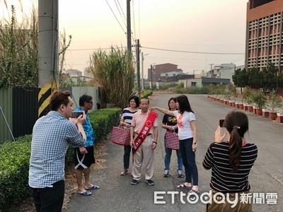 台南刑警反賄選影片大搞KUSO