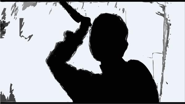 ▲▼刀,斧頭,殺人,謀殺,命案,恐怖,驚悚。(示意圖/取自免費圖庫pixabay)