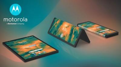Motorola RAZR 2新專利 兩側新增觸控感應