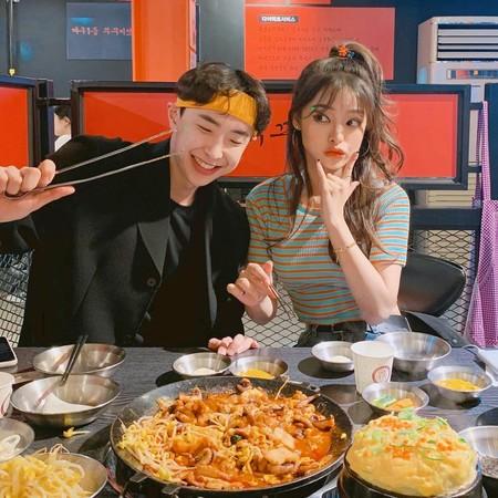 ▲韓國人最愛韓食排行 五花肉竟沒前5。(圖/翻攝ig)
