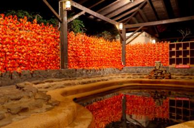旭海溫泉季露天池每人只要100元