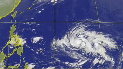 北冕颱風最快今生成「可能又大又強」北北基宜大雨特報