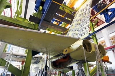 自製勇鷹號高教機明年6月首飛