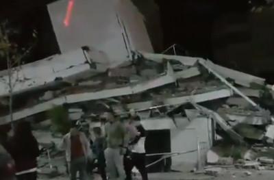 阿爾巴尼亞6.4淺層強震1死140傷