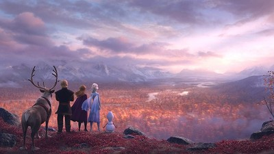 《冰雪奇緣2》:歷史血淚不能Let it go
