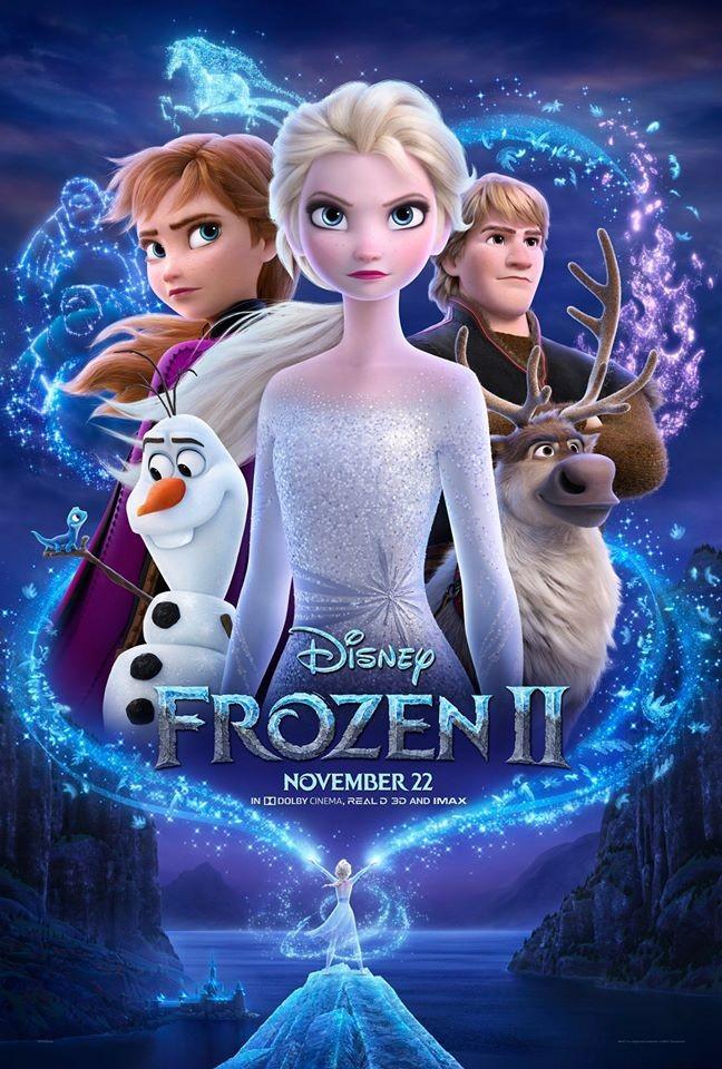 ▲▼《冰雪奇緣2》艾莎髮量登熱搜。(圖/翻攝自FROZEN FACEBOOK)