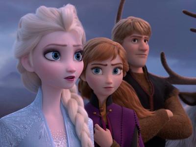 《冰雪奇緣2》艾莎髮量登熱搜