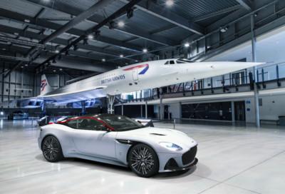Aston Martin推出10部DBS特仕車