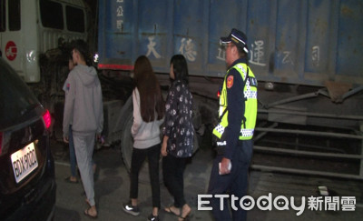 夜聚大學後門討論「廟會出陣」 15男女進警局